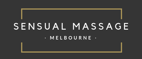 sensual massage melbourne black logo